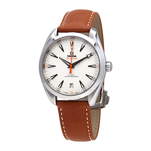 Omega Seamaster Aqua Terra Silver Dial Automatic Mens Watch 220.12.41.21.02.001