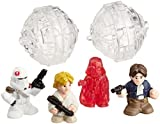 Star Wars Fighter Pods Series 3 4 Pack (Figures May Vary)