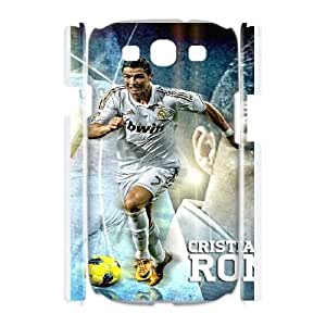 Personlised Printed Cristiano Ronaldo Phone Case For Samsung Galaxy S3 I9300 QY5D02353