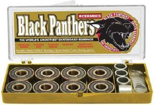 Black Panther Ceramic Bearings by Black Panther