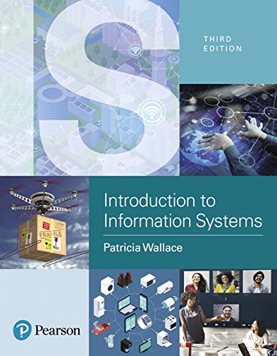 Top recommendation for information systems for business 3rd edition