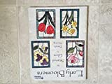 img - for Early Bloomers in Stained Glass book / textbook / text book