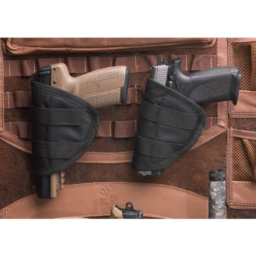 Browning DPX Handgun Pouches 164138 - Store More Pistols In Your Gun Safe With The Versatile New Pockets - An Excellent Way To Create Extra Storage!