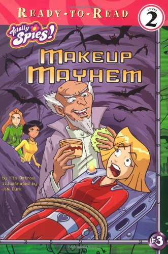 Makeup Mayhem (Totally Spies Ready-to-read Level 2)]()
