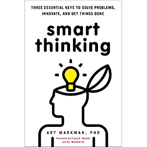 Learn more about the book, Book Review: Smart Thinking