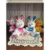 Handmade Stuffed Animals & Plushies