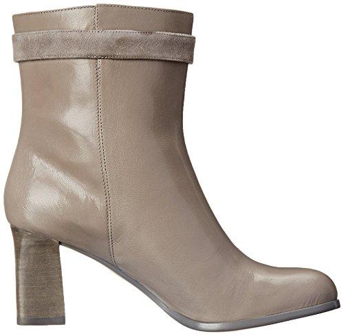 Grey Women's Boot Intimidate Grey West Nine Leather 0TxqwP5IYR