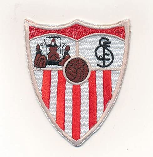 MAREL Patch, Parche Bordado Termoadhesivo Sevilla Tamaño cm 7,0 x ...