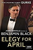 Front cover for the book Elegy for April by Benjamin Black