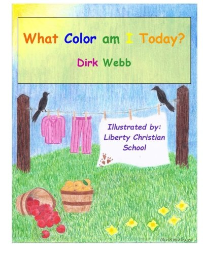 Download What Color am I Today? pdf