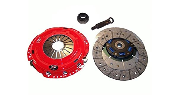 Amazon.com: South Bend Clutch KF296-HD-OFE Stage 2 Endurance Clutch Kit - BMW E30 325I -IS -IX -IC 2.5L: Automotive