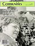 img - for Communities Magazine #116 (Fall-Winter 2002)   Can We Afford to Live in Community book / textbook / text book