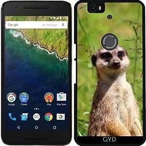Funda para Google Nexus 6P (Huawei) - Suricata by WonderfulDreamPicture