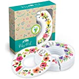 Baby Closet Dividers, Set of 7 Flower Bouquet Dividers...