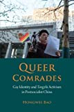 """Hongwei Bao, """"Queer Comrades: Gay Identity and Tongzhi Activism in Postsocialist China"""" (NIAS Press, 2018)"""
