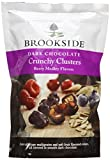 Brookside Dark Chocolate Crunchy Clusters Berry Medley, 23 Ounce (2 Pack)