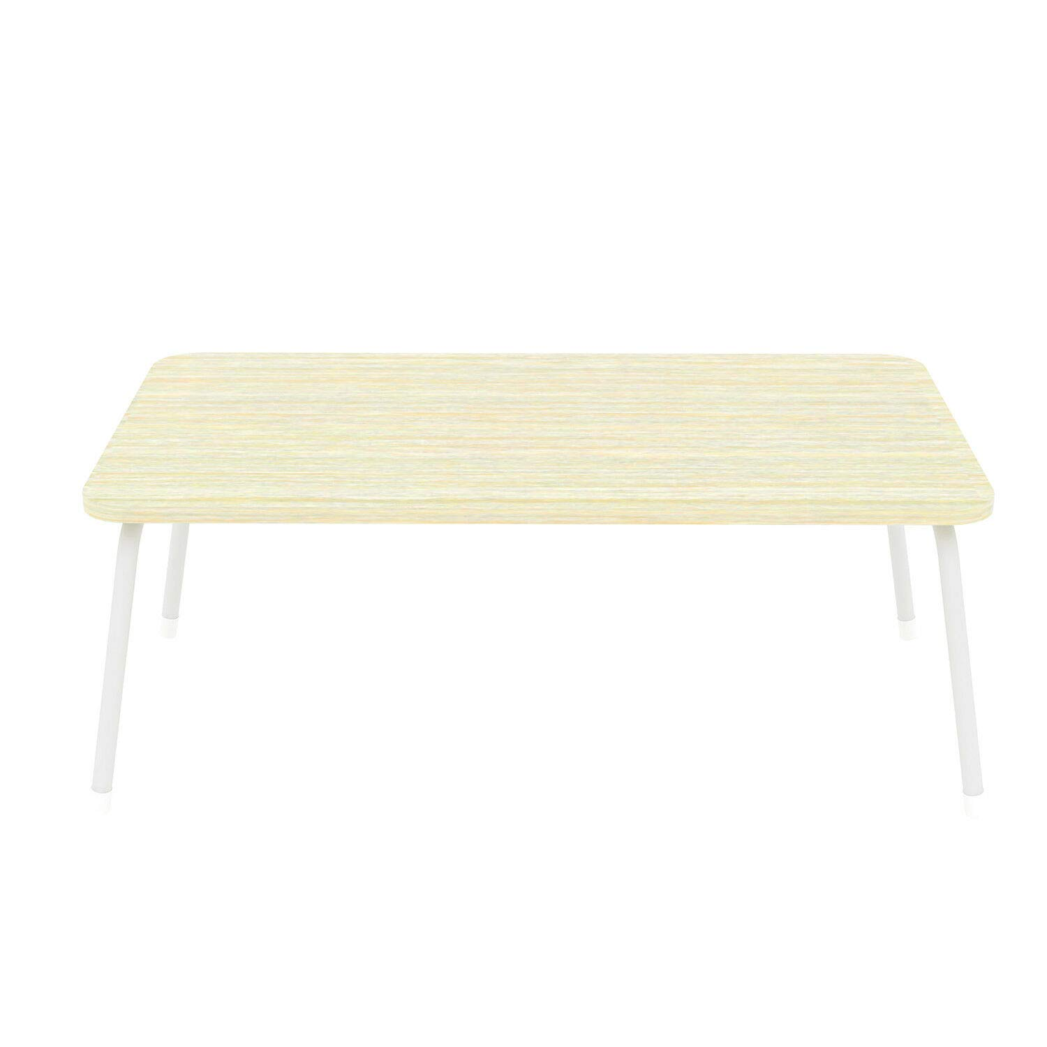 WYB Bed Table , Folding Computer Desk Big Bed Tray Easy and Convenient