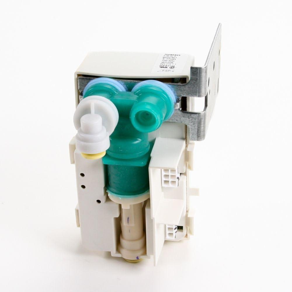 Whirlpool W10217917 Refrigerator Water Inlet Valve Genuine Original Equipment Manufacturer (OEM) Part
