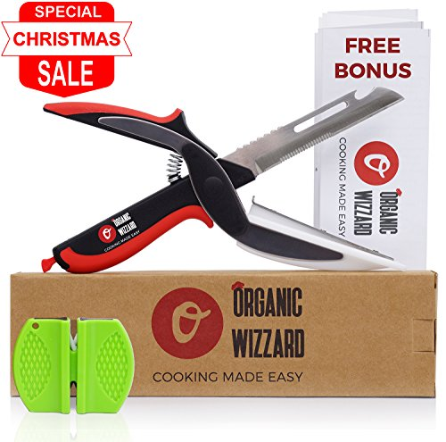 Organic Wizzard Universal Scissors Vegetables product image