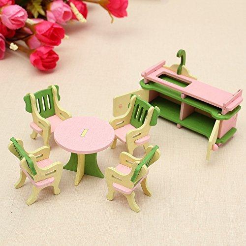 Amazon.es: Miniaturas muebles cocina para maquetas, casas de ...