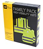 AA Family High Visibility Vest Pack