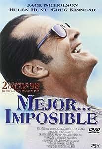 Mejor...imposible [DVD]