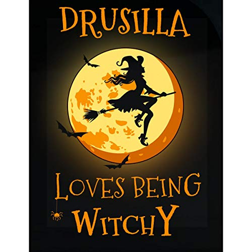 Inked Creatively Drusilla Loves Being Witchy