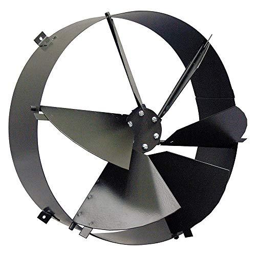 (Qmark MRDL Radial Diffuser for 25 thru 50KW Units.)