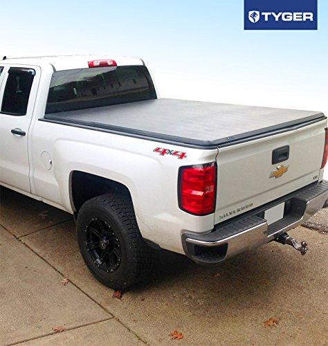 Tyger Auto Tg Bc3c1007 Tri Fold Truck Bed Tonneau Cover