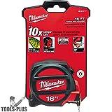 MILWAUKEE ELEC TOOL 48-22-5117 Tape Measure, 16'