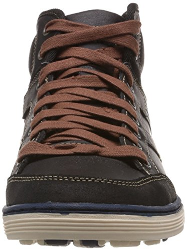 Skechers 64239 - Zapatillas de deporte, Hombre Negro
