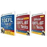 The Ultimate TOEFL iBT® Test Prep Savings Bundle