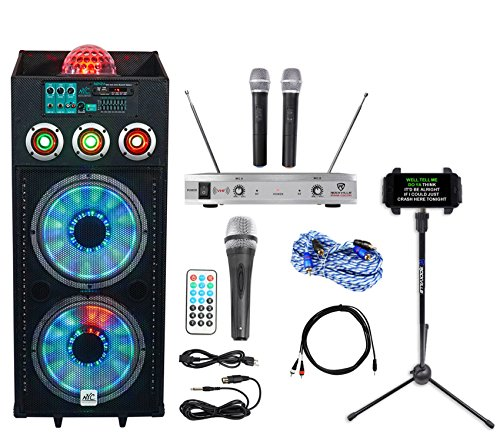 nyc-acoustics-dual-12-karaoke-machine-system-4-ipad-iphone-android-tablet-tv