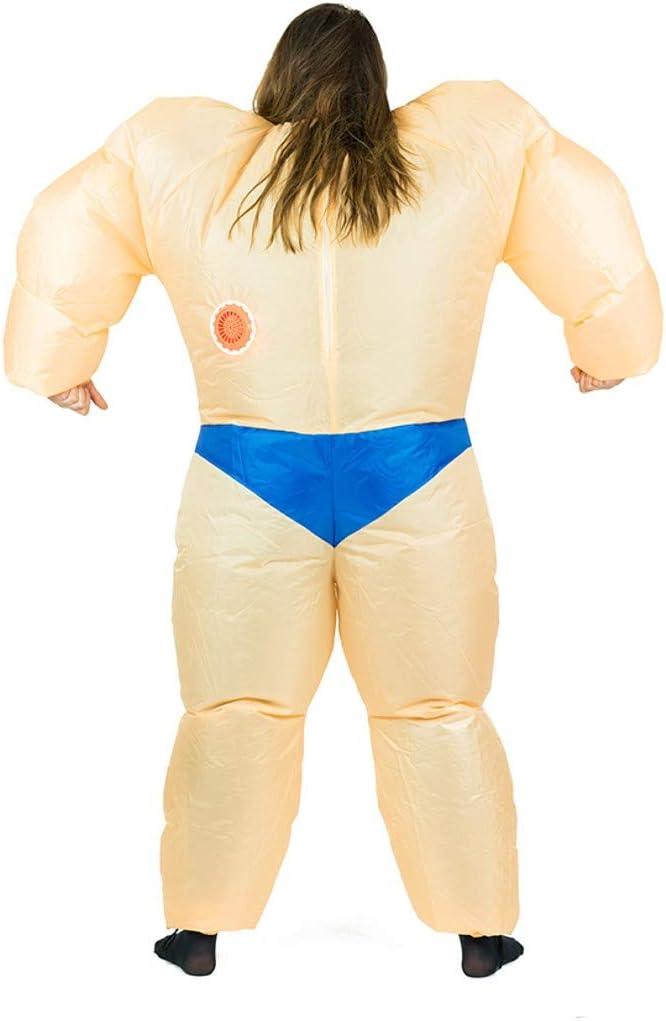 Bodysocks® Disfraz Hinchable de Hombre Musculoso Adulto: Amazon.es ...