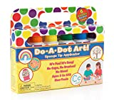 Toys : Do A Dot Art! Markers 6-Pack Rainbow Washable Paint Markers, The Original Dot Marker
