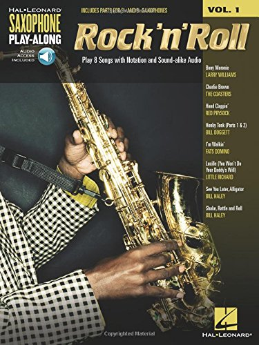 - Rock 'n' Roll: Saxophone Play-Along Volume 1