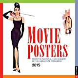 Movie Posters 2015 Wall Calendar