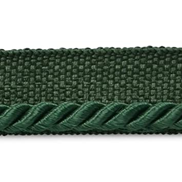 Expo International Ebony Twisted Lip Cord Trim, 20 yd/1/8, Sage IR2558SG-20