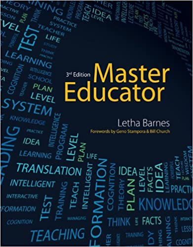 Master educator kindle edition by letha barnes health fitness master educator kindle edition by letha barnes health fitness dieting kindle ebooks amazon fandeluxe Image collections