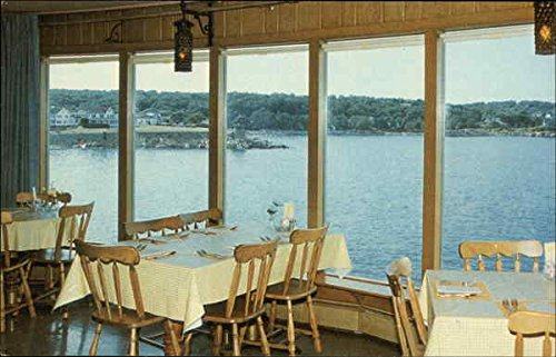Oleana By The Sea Restaurant Rockport Massachusetts Original