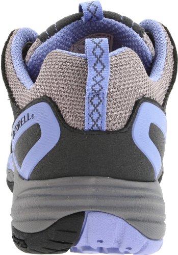Merrell Avian Light Vent J16720 - Zapatillas de deporte de cuero nobuck para mujer, color gris, talla 42 Gris (Grau/Dark Shadow)