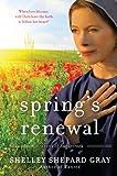 amish quilting books - Spring's Renewal: Seasons of Sugarcreek, Book Two