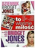 Love Actually / Bridget Jones's Diary / Bridget Jones Diary 2 - The Edge of Reason (BOX) (English audio)