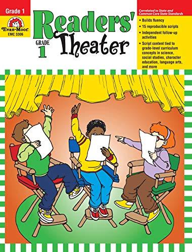 (Evan Moor Readers Theater, Grade 1)