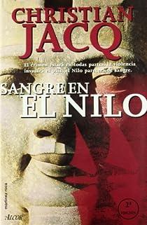Sangre en el Nilo par Jacq