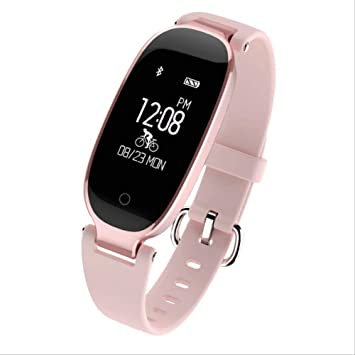 hzznshbfzh Reloj Inteligente A Prueba De Agua Bluetooth Moda para ...