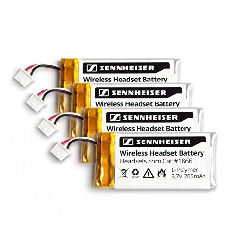 Sennheiser Replacement Rechargeable Battery OfficeRunner