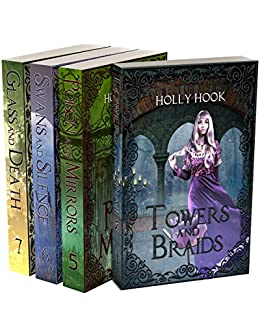 The Twisted Fairy Tale Box Set, #2 (Books 4-7) by [Hook, Holly]