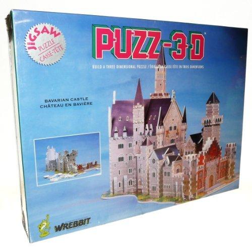 PUZZ-3D Bavarian Castle