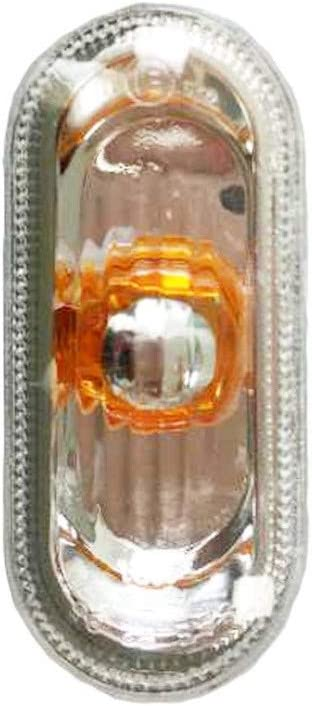 Emitting Color : Left and Right Side Royal Star TY Side Marker Tourner Lampe r/ép/éteur de Signal for VW Transporter T5 Multivan 2003 2004 2005 2006 2007 2008 2009